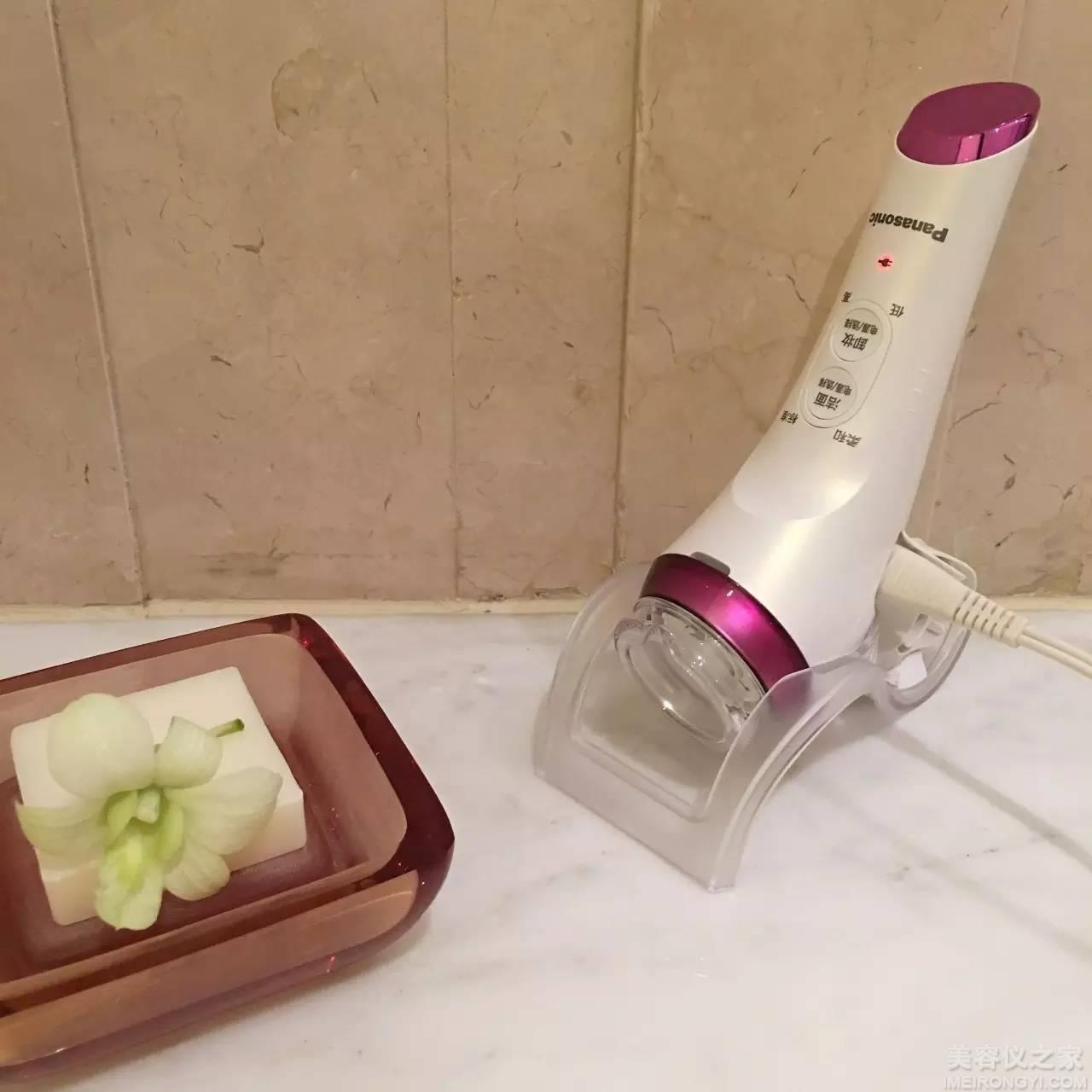 Panasonic松下浓密泡沫洁面仪和温热离子美容仪评测