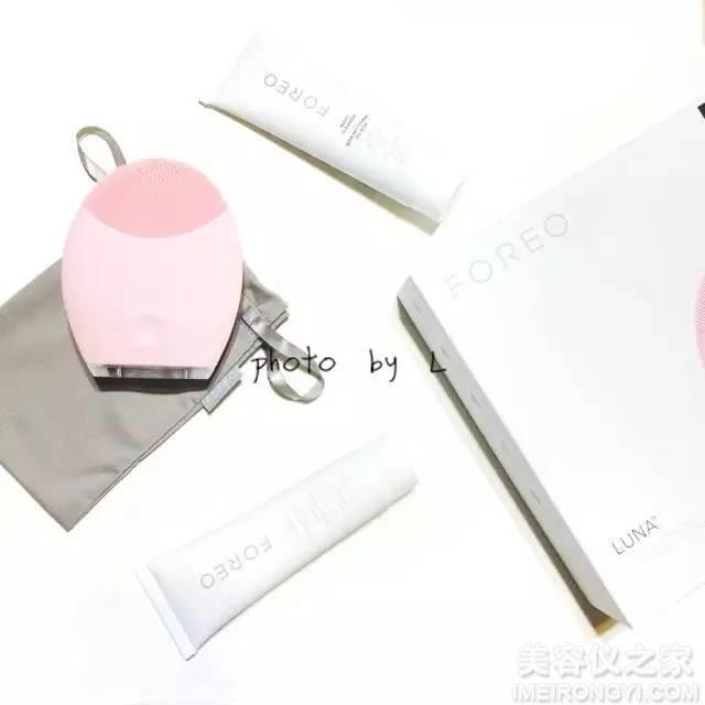 热门大牌进口美容仪功能特点点评和使用心得