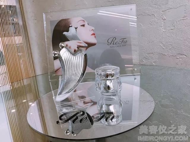 这款一上市就被抢疯了的日本refa按摩仪,阚清子居然也在用!