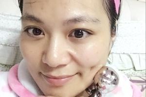 日本ReFa Carat 铂金微电流滚轮美容仪网友秀美图