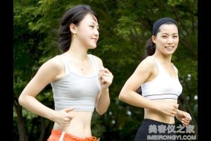7个最另类的白领瘦身新法